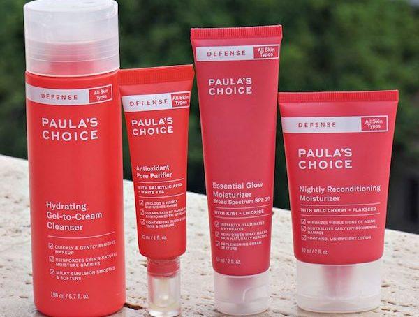 Defense Paula's Choice