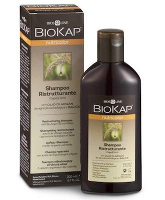 Biokap Nutricolor Shampoo Ristrutturante review pasagera