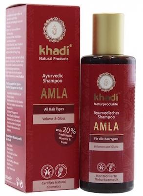 Khadi Amla Shampoo review pasagera