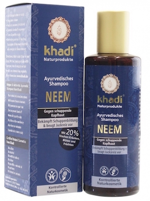 Khadi Neem Shampoo review pasagera
