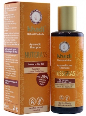 Khadi Nutgrass Shampoo review