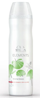 Wella – Elements Shampoo review pasagera