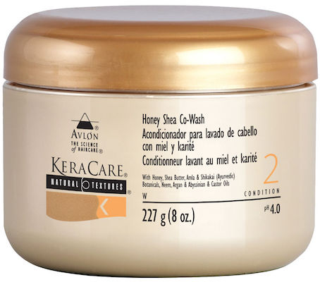 avlon keracare honey shea cowash review pasagera